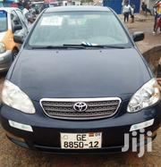 Toyota Corolla 2008 1.6 VVT-i Blue   Cars for sale in Greater Accra, Dansoman
