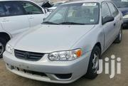 Toyota Corolla 2002 Silver | Cars for sale in Greater Accra, Tema Metropolitan