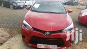 Toyota Corolla 2015 Red | Cars for sale in Greater Accra, Abelemkpe