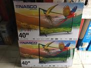 Nasco Smart Curved Satellite Led TV 40 Inches | TV & DVD Equipment for sale in Greater Accra, Asylum Down