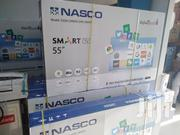 Nasco Smart Curved 4K TV 55 Inches | TV & DVD Equipment for sale in Greater Accra, Asylum Down