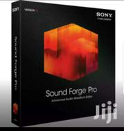 Sony Magix Sound Forge Pro For Mac/Win | Software for sale in Greater Accra, Okponglo