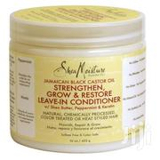 Shea Moisture Strengthen and Restore Leave in Conditioner | Hair Beauty for sale in Greater Accra, Adenta Municipal