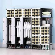 20 Cubes Plastic Wardrobe With Shoe Rack | Furniture for sale in Greater Accra, Accra Metropolitan