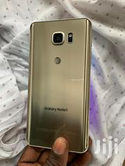Samsung Galaxy Note 5 Gold 32 GB | Mobile Phones for sale in Ashanti, Kumasi Metropolitan