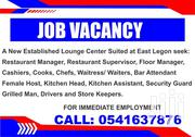 Restaurant Supervisor Wanted. | Accounting & Finance Jobs for sale in Greater Accra, East Legon