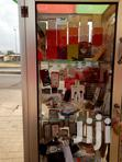 Showcase And Umbrella   Store Equipment for sale in Kwashieman, Greater Accra, Ghana