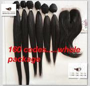 Straight Hair With Closure | Hair Beauty for sale in Greater Accra, Tema Metropolitan