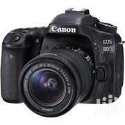 Canon 80D Professional Camera | Cameras, Video Cameras & Accessories for sale in Greater Accra, Kokomlemle