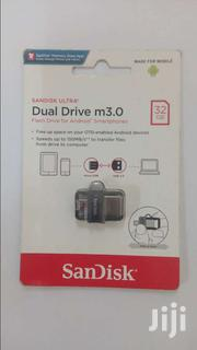 32gig Dual Drive Sandisk Ultra Pendrive   Mobile Phones for sale in Greater Accra, Accra Metropolitan