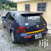 Volkswagen Golf 2003 1.6 Blue   Cars for sale in Central Region, Assin South