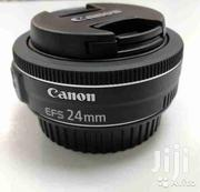 Canon Lens 24mm 0.16m/052ft | Cameras, Video Cameras & Accessories for sale in Greater Accra, Kokomlemle