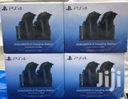 Dual USB Charging Charger Dock Station For Ps4 | Video Game Consoles for sale in Greater Accra, Osu