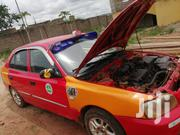 Hyundai Accent 2000 Red | Cars for sale in Ashanti, Sekyere East