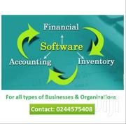 Accounting/Inventory Software | Software for sale in Greater Accra, Accra Metropolitan