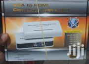 VGA To HDMI Converter With Audio | Computer Accessories  for sale in Greater Accra, Accra Metropolitan