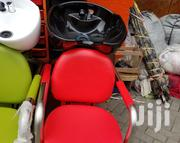 Salon Chair With Sink | Furniture for sale in Greater Accra, Agbogbloshie