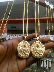 Stainless Steel Gold Necklace | Jewelry for sale in Ashanti, Kumasi Metropolitan