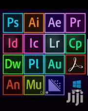 Adobe CC 2018 Mac/Win Collection Suite | Software for sale in Greater Accra, Ga West Municipal