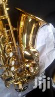 Professional Gold Alto Saxophone | Musical Instruments for sale in Accra Metropolitan, Greater Accra, Ghana