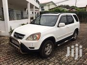 Honda CR-V 2004 White | Cars for sale in Greater Accra, Osu