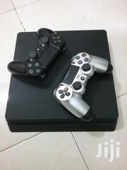 PS4 Slim With Gamepads | Video Game Consoles for sale in Greater Accra, Tesano