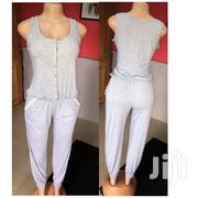 Gray Jumpsuit   Clothing for sale in Greater Accra, Kwashieman