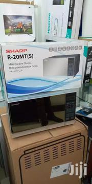 Brand New Sharp R-20mt(S) Digital Microwave Oven for Sale | Kitchen Appliances for sale in Greater Accra, Dansoman