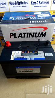 Platinum Car Battery | Vehicle Parts & Accessories for sale in Greater Accra, Airport Residential Area