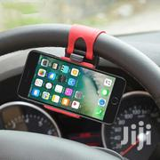 Steering Wheel Phone Holder | Clothing Accessories for sale in Greater Accra, Ga East Municipal