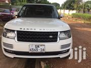 Land Rover Range Rover Vogue 2014 White | Cars for sale in Ashanti, Kumasi Metropolitan