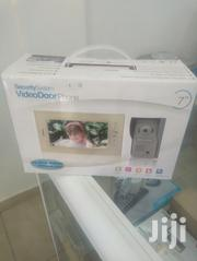 """A Cool Video Door Bell 7"""" Screen Display for Sale   Cameras, Video Cameras & Accessories for sale in Greater Accra, Okponglo"""