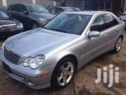 Mercedes-Benz C180 2007 Silver | Cars for sale in Brong Ahafo, Pru