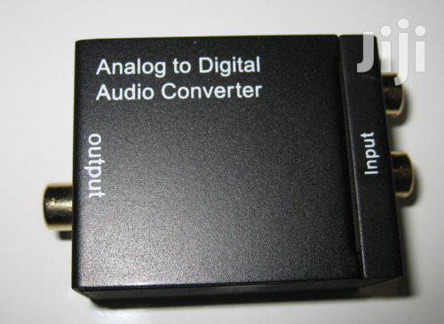Audio Conveter Analog To Digital