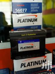 Platinum 60ah | Vehicle Parts & Accessories for sale in Greater Accra, Kokomlemle