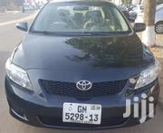 Toyota Corolla 2009 1.8 Advanced Black | Cars for sale in Greater Accra, Ga South Municipal
