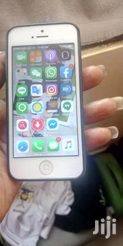 A Slightly Used iPhone 5 White 16Gb | Mobile Phones for sale in Greater Accra, Adenta Municipal