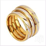 Gold Platinum Wedding Ring | Watches for sale in Greater Accra, Achimota