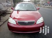 Toyota Corolla 2007 1.6 VVT-i Red | Cars for sale in Greater Accra, Roman Ridge