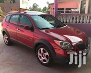 Pontiac Vibe 2008 Red | Cars for sale in Western Region, Aowin/Suaman Bia