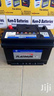 13 Plates Platinum Starter Battery + Free Instant Delivery | Vehicle Parts & Accessories for sale in Greater Accra, North Kaneshie