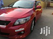 Toyota Corolla 2009 1.6 Advanced Red | Cars for sale in Greater Accra, Airport Residential Area