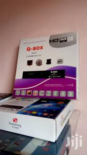 Q Box Combo Decoders | TV & DVD Equipment for sale in Ashanti, Kumasi Metropolitan