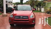Toyota RAV4 2010 3.5 Limited 4x4 Red | Cars for sale in Greater Accra, Accra Metropolitan