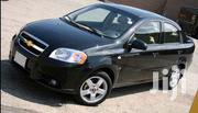 Chevrolet Aveo 2007 Black | Cars for sale in Greater Accra, Okponglo