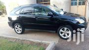 Lexus RX 2007 350 4x4 Black | Cars for sale in Greater Accra, Bubuashie