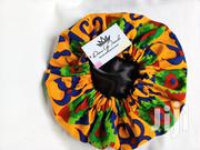 Satin Lined Kente Bonnet | Hair Beauty for sale in Greater Accra, Ga East Municipal