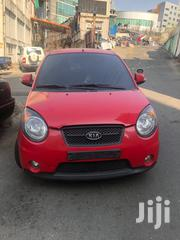 Kia Picanto 2011 1.1 EX Automatic Red | Cars for sale in Ashanti, Kumasi Metropolitan