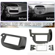 Honda Jazz Fit 2008 2DIN Radio Fascia | Vehicle Parts & Accessories for sale in Greater Accra, South Labadi