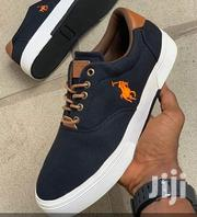 Polo Ralph Lauren Van Shoe-Black | Shoes for sale in Greater Accra, Ga East Municipal